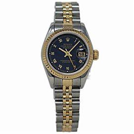 Rolex Datejust 69173 Gold 26.0mm Women Watch (Certified Authentic & Warranty)