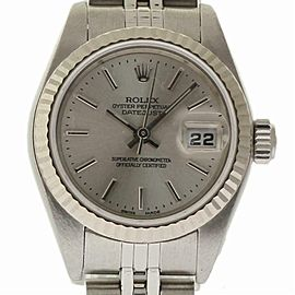 Rolex Datejust 79174 Steel 26.0mm Women Watch (Certified Authentic & Warranty)