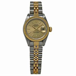 Rolex Datejust 79173 Steel 26.0mm Women Watch (Certified Authentic & Warranty)