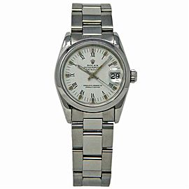 Rolex Datejust 68240 Steel 31.0mm Women Watch (Certified Authentic & Warranty)