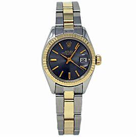 Rolex Datejust 6917 Steel 26.0mm Women Watch (Certified Authentic & Warranty)