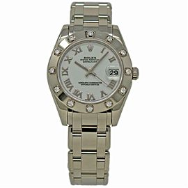 Rolex Masterpiece 81319 Gold 34.0mm Women Watch (Certified Authentic & Warranty)