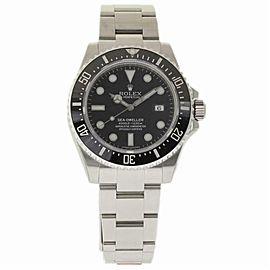 Rolex Sea-dweller 116600 Steel 40.0mm Watch (Certified Authentic & Warranty)