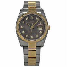 Rolex Datejust 116203 Steel 36.0mm Women Watch (Certified Authentic & Warranty)