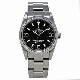 Rolex Explorer 114270 Steel 36.0mm Watch (Certified Authentic & Warranty)