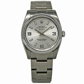 Rolex Air-king 114200 Steel 34.0mm Women Watch (Certified Authentic & Warranty)