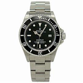Rolex Sea-dweller 16600 Steel 40.0mm Watch (Certified Authentic & Warranty)