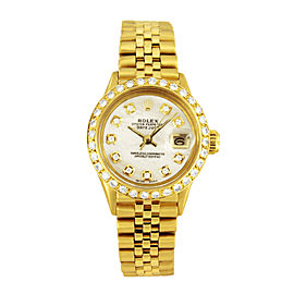 Rolex Datejust 6517 Gold 26mm Women Watch (Certified Authentic & Warranty)