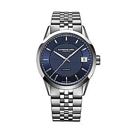 Raymond Weil Freelancer 2740-ST-50021 Bracelet 42mm Mens Watch