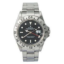 Rolex Explorer Ii 16570 Steel 40mm Watch (Certified Authentic & Warranty)