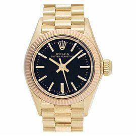 Rolex Oyster Perpetual 0.0mm Women Watch (Certified Authentic & Warranty)