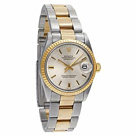 Rolex Datejust 68240 Steel 29.0mm Women Watch (Certified Authentic & Warranty)