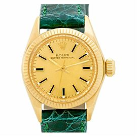Rolex Oyster Perpetual 0.0mm Women Watch (Certified Authentic & Warranty)