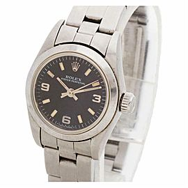 Rolex Oyster Perpetual 25.0mm Women Watch (Certified Authentic & Warranty)