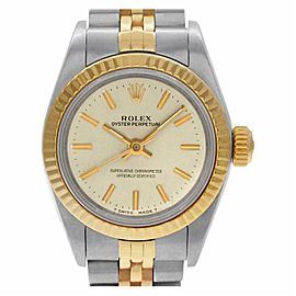 Rolex Oyster Perpetual 24.0mm Women Watch (Certified Authentic & Warranty)