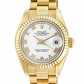 Rolex Datejust 179178 Gold 0.0mm Women Watch (Certified Authentic & Warranty)