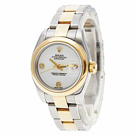 Rolex Datejust 179163 Steel 32.5mm Women Watch (Certified Authentic & Warranty)