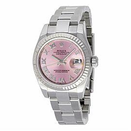 Rolex Datejust 179174 Gold 26.0mm Women Watch (Certified Authentic & Warranty)