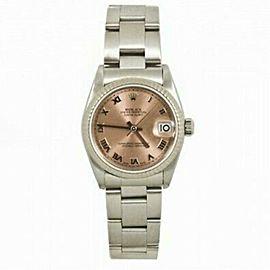 Rolex Datejust 78274 Steel 31.0mm Women Watch (Certified Authentic & Warranty)