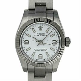 Rolex Oyster Perpetual 26.0mm Women Watch (Certified Authentic & Warranty)