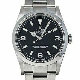 Rolex Explorer 114270 Gold 36.0mm Watch (Certified Authentic & Warranty)