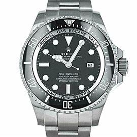 Rolex Sea-dweller 116600 Gold 44.0mm Watch (Certified Authentic & Warranty)