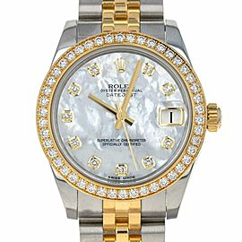 Rolex Datejust 31.0mm Women Watch (Certified Authentic & Warranty)