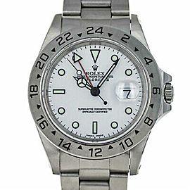 Rolex Explorer Ii 16570 Gold 40.0mm Watch (Certified Authentic & Warranty)