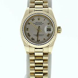 Rolex Datejust 179178 Gold 26.0mm Women Watch (Certified Authentic & Warranty)