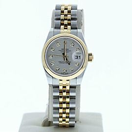 Rolex Datejust 179163 Steel 26.0mm Women Watch (Certified Authentic & Warranty)