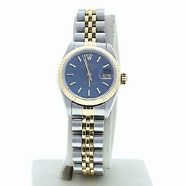Rolex Datejust 69173 Steel 26.0mm Women Watch (Certified Authentic & Warranty)