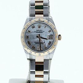 Rolex Datejust 178341 Steel 31.0mm Women Watch (Certified Authentic & Warranty)