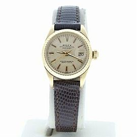 Rolex Datejust 6917 Steel 26.0mm Women Watch (Certified Authentic & Warranty)