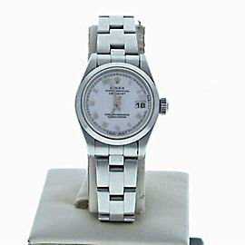 Rolex Datejust 69160 Steel 26.0mm Women Watch (Certified Authentic & Warranty)