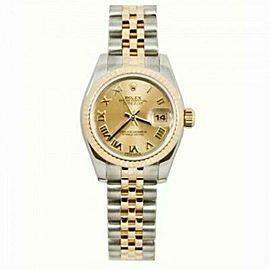 Rolex Datejust 179173 0 26.0mm Women Watch (Certified Authentic & Warranty)