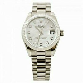 Rolex Datejust 178279 #n/a 26.0mm Women Watch (Certified Authentic & Warranty)