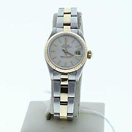 Rolex Datejust 69173 Steel 26.0mm Women Watch (Certified Authentic & Warranty)