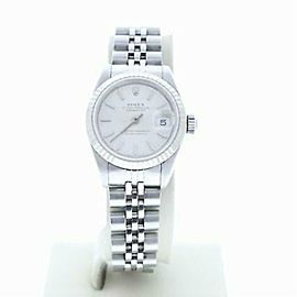 Rolex Datejust 69174 Steel 26.0mm Women Watch (Certified Authentic & Warranty)