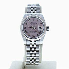 Rolex Datejust 179174 Steel 26.0mm Women Watch (Certified Authentic & Warranty)