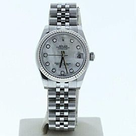 Rolex Datejust 178274 Steel 31.0mm Women Watch (Certified Authentic & Warranty)
