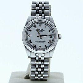 Rolex Datejust 178240 Steel 31.0mm Women Watch (Certified Authentic & Warranty)