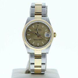 Rolex Datejust 178273 Steel 31.0mm Women Watch (Certified Authentic & Warranty)