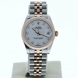 Rolex Datejust 178271 Steel 31.0mm Women Watch (Certified Authentic & Warranty)