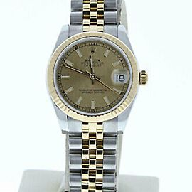 Rolex Datejust 178273 Steel 31.0mm Women Watch (Certified Authentic & Warranty)