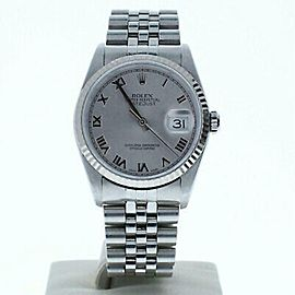 Rolex Datejust 16234 Steel 36.0mm Watch (Certified Authentic & Warranty)