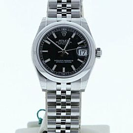 Rolex Datejust 178240 Steel 31.0mm Women Watch (Certified Authentic & Warranty)
