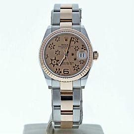 Rolex Datejust 178271 Steel 31.0mm Women Watch (Certified Authentic & Warranty)