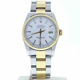 Rolex Datejust 16013 0 36.0mm Watch (Certified Authentic & Warranty)