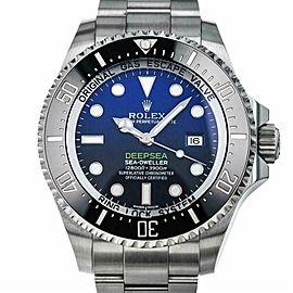 Rolex Sea-dweller 116660BK Steel 44.0mm Watch (Certified Authentic & Warranty)