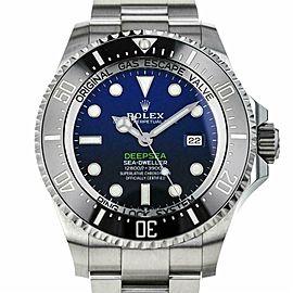 Rolex Sea-dweller 126660BK Steel 44.0mm Watch (Certified Authentic & Warranty)